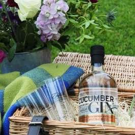 Cucumber Gin English Drinks Co